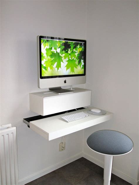 Wall Mounted Desk Ikea Hack by It S Here Again Vote For Your Favourite Hack Of 2009