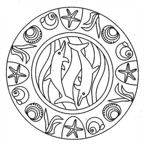 dolphin coloring pages jpg ai illustrator