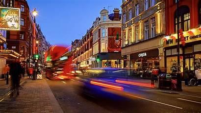 Inglaterra Cultura Londres Ciudad Como England Szekely