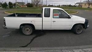 1990 Nissan D21 Hardbody Pickup
