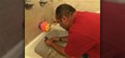 how to fix a bathtub drain stopper with this old house