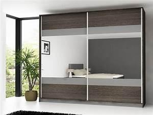 Armoire Chambre Profondeur 50 : armoire chambre hauteur 250 ~ Edinachiropracticcenter.com Idées de Décoration