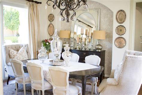 Why You Should Use Your Dining Room  Elegant Neutral