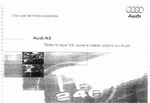 Descargar Manual Audi A3    Zofti