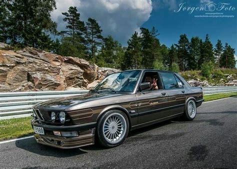 Bmw E28 Alpina B7 5 Series Brown