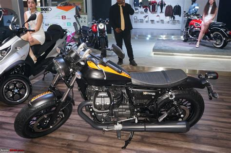 Moto Guzzi V9 Roamer Modification by Moto Guzzi Mgx 21 V9 Roamer And Bobber Launched In India
