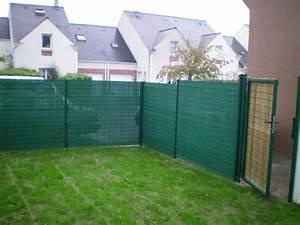 Brise Vue Opaque : cloture opaque jardin excellent with cloture opaque ~ Premium-room.com Idées de Décoration