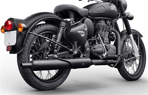 Enfield Image by Royal Enfield Classic 500 Stealth Black Ms