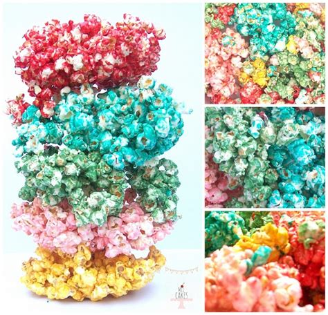 colored popcorn best 25 colored popcorn ideas on flavored