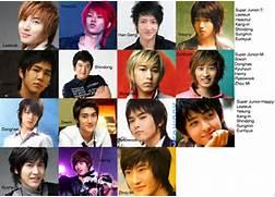 Super Junior Members b...