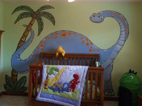 30 Best Images About Dinosaur Nursery On Pinterest
