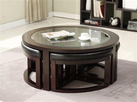 Ashley Furniture Round Coffee Table Set