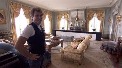 Jon Bon Jovi Humble Abode Photo Pictures Cbs News