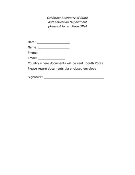 department cover letter exles florida apostille cover letter sle florida apostille cover