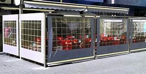 Balkon Windschutz Durchsichtig : durchsichtiges folientuch als wetterschutz ~ Markanthonyermac.com Haus und Dekorationen