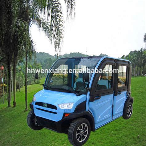 siege de voiture a vendre 4 portes 4 sièges 45 km h voiture électrique à vendre