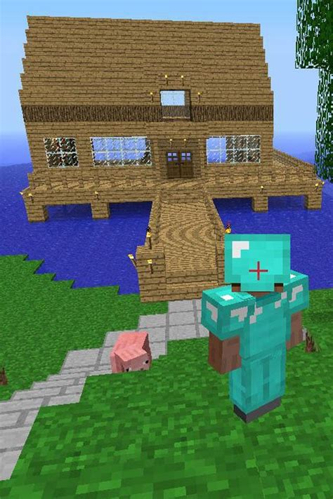 steves house cool minecraft houses easy minecraft