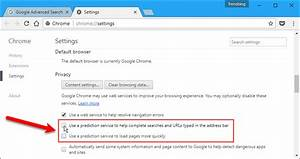 How To Delete Chrome Autocomplete URL Suggestions