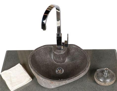 Waschbecken Mit Rückwand by Naturstein Waschbecken 40 R 252 Ckwand Bei Wohnfreuden Kaufen