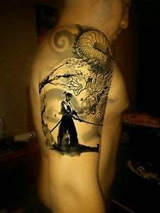 1000+ ideas about Samurai Tattoo on Pinterest | Dragon ...