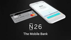 N26 The Mobile Bank YouTube
