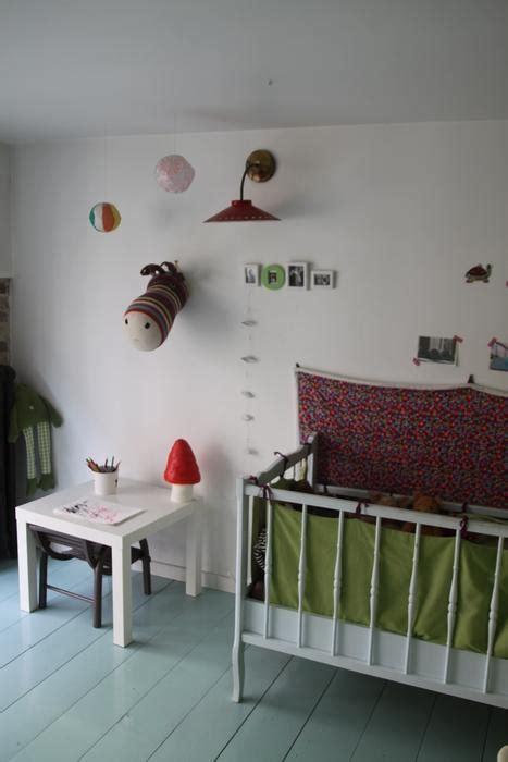 deco chambre loft photo vert et loft avec chambre enfants déco photo deco fr