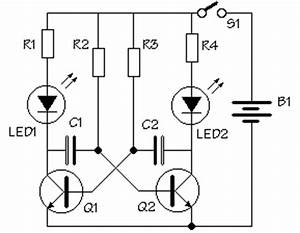flashing led with a transistor simple and inexpensive With 555 timer led flasher circuit besides 555 timer relay circuit also 555