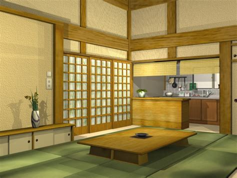 japanese kitchen design silver dining table traditional japanese kitchen 2040