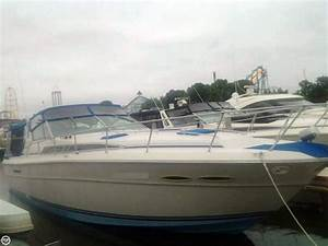 1987 Used Sea Ray 390 Express Cruiser Boat For Sale