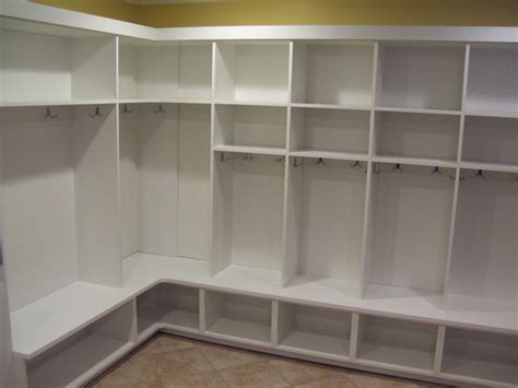 California Closets Ct by Custom Mudroom Organizational System In Riverside Ct