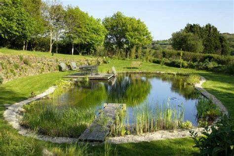 Swimming Pond : Natural Swimming Pool/pond