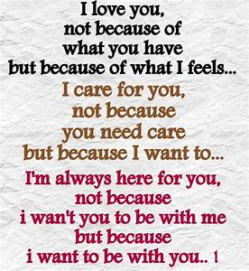 Because Of You Quotes. QuotesGram