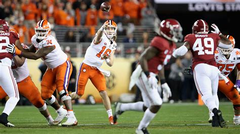 clemson tigers rout alabama crimson tide mixed result