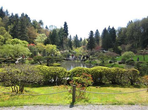 seattle japanese gardens and arboretum thyme bombe