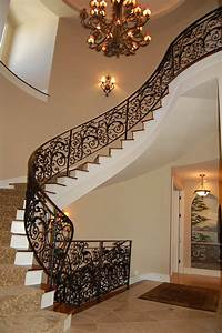 Ideas modern and elegant stair design to