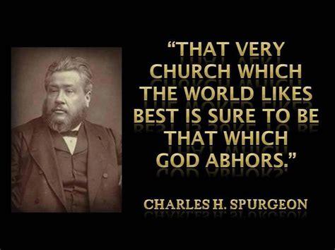 Spurgeon Quotes Charles H Spurgeon Picture Quotes Quotesgram