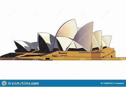 Opera Sydney Illustration Vector Australia