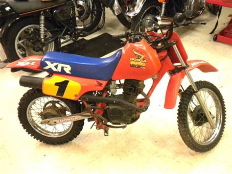 Honda Xr For Sale  Page #7 Of 78  Find Or Sell