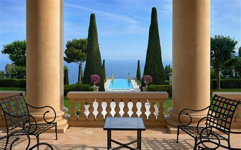 legendary mansion   french riviera  neo palladian