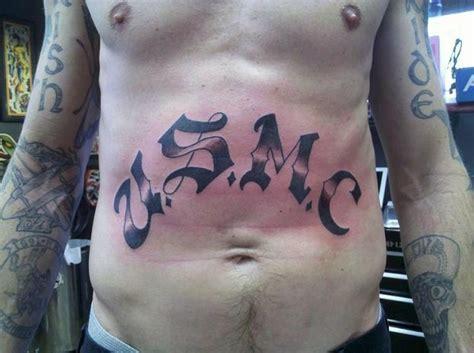 Tattoo Ideas On Stomach
