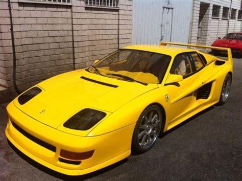 Koenig 308 gtb twin turbo gto car ferrari car. FERRARI KOENIG - Classic Ferrari Testarossa 1991 for sale