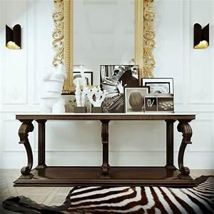 Objet Deco Salon : int rieur maison 3 exemples de d coration en blanc ~ Teatrodelosmanantiales.com Idées de Décoration