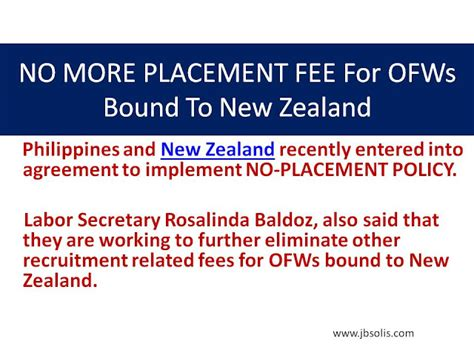 poea approved jobs for new zealand and uk