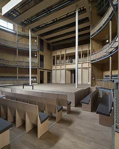 WOODEN THEATRE BY STUDIO ANDREW TODD | ITSLIQUID GROUP ...