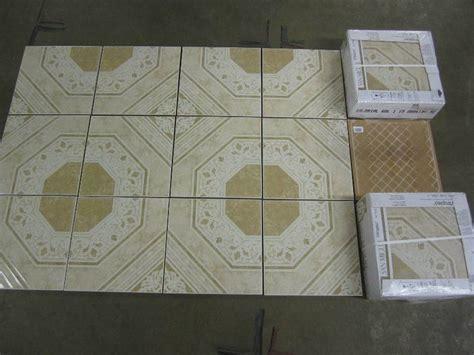 vitropiso tile colonial gold vitropiso ceramic floor tile liquidation in dassel minnesota by new and used sale