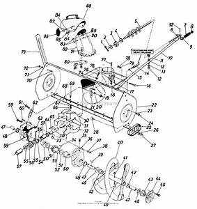 Noma Snowblower Parts Diagram Wiring Diagrams Noma Tractor