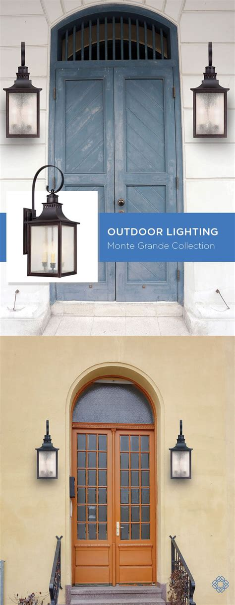 traditional outdoor wall light in english bronze with pale