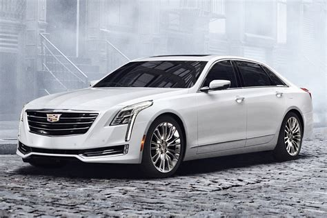 cadillac ct  luxury