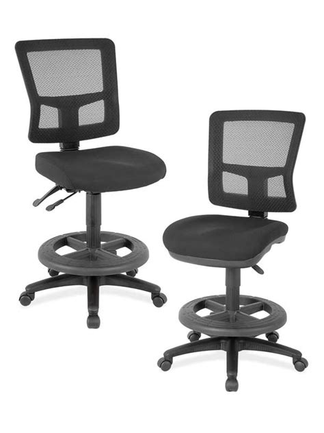 Fabric Drafting Stool | Task Chairs | Office Furniture