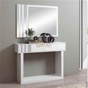 consoles table console extensible design tendances With delightful console avec tiroir meuble entree 6 console entree design contemporaine miroir stripe